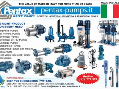 Water Pumps – Pentax ( Italy )