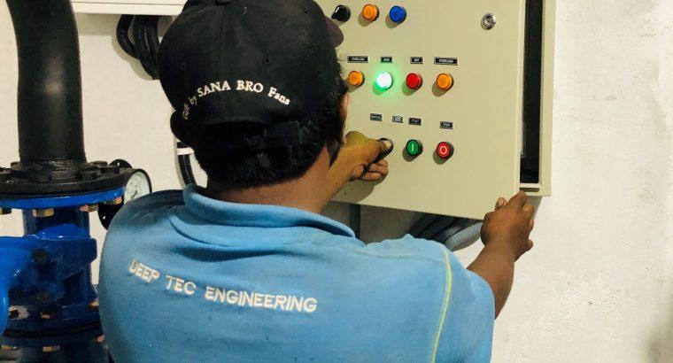 Industrial Switchgear Panels