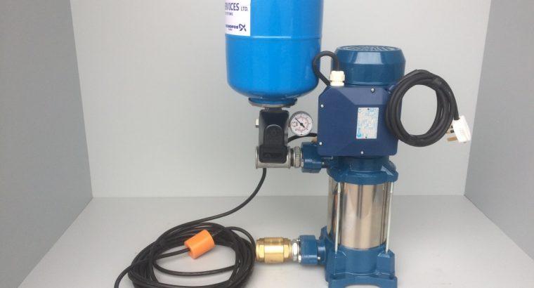 Supply & Installation of Pressure Tanks