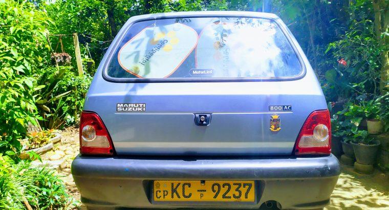 Suzuki maruti