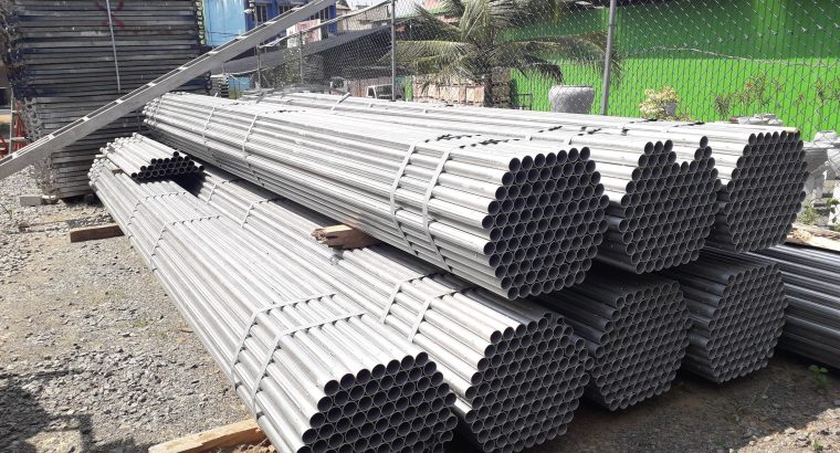 GI Pipes for Rent/ Sale. Please Call for Price.