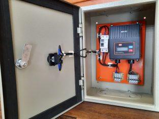 Water level Sensor panels for Tube wells