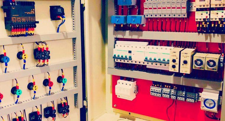 Industrial Motor Control Panels