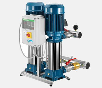 Supply Installation of Booster Pumps
