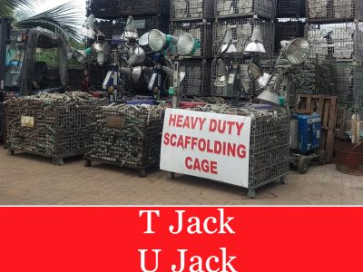 T & U Jacks for Rent/ Sale. Please Call for Price.
