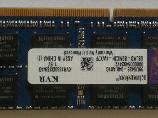 DDR 3 LAPTOP RAM