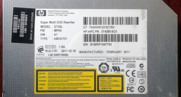 DVD MULTI SUPER LAPTOP REWRITER