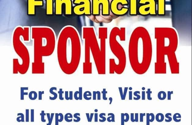 FREE CONSULTING – FINANCIAL SPONSOR FOR VISA