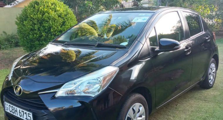 Toyota Vitz 2018 for sale Ambalangoda