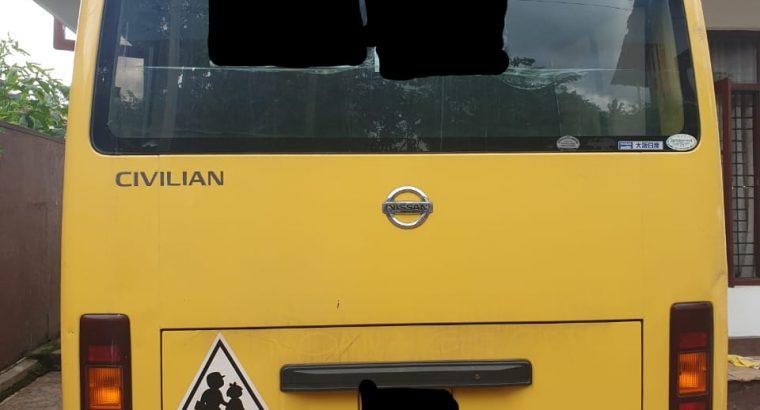 Nissan Civilian Bus for Sale