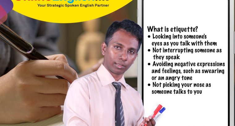 Spoken English Online Course For Adults