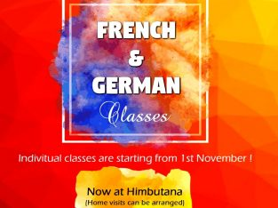 German and French Language Classes