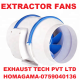 air extractors duct fans Sri Lanka