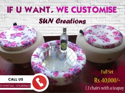 Decorative Chairs & Tables