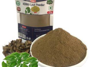 Organic Henna Powder 100g