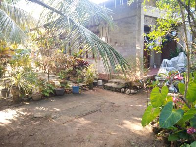 house with land sale in chilaw.