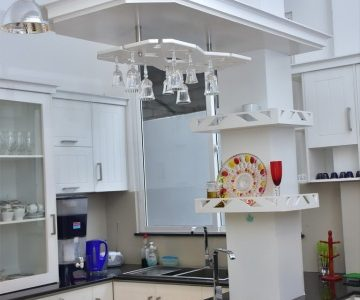 Pantry Cupboard and Granite