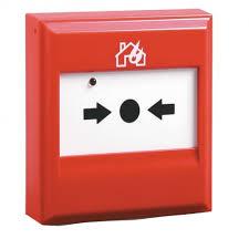 GST Fire Alarm Digital Manual Call Point