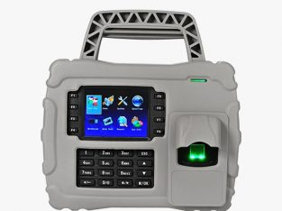 Biometric Time & Attendance System
