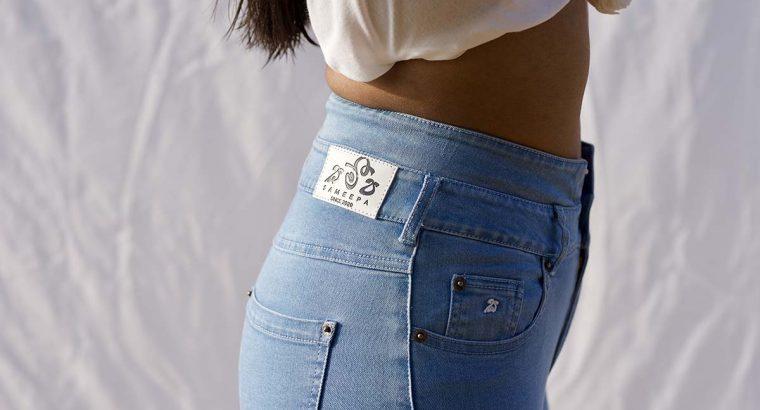 arika high waist skinny jeans