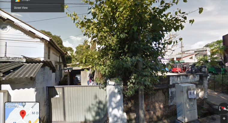 Land For Sale in Colombo 15. (Modara)