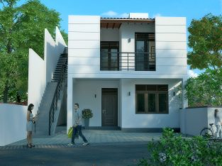 Designing Houses and Commercial Building 2d and 3d