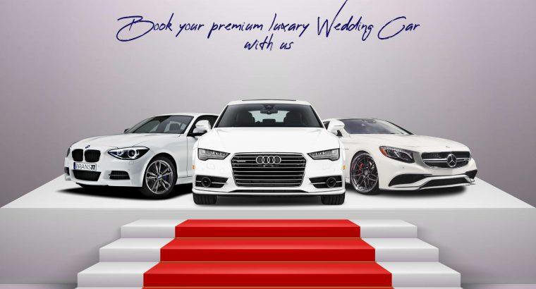 Wedding Car Rental Colombo