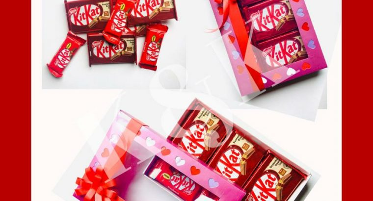 chocolate gift packages