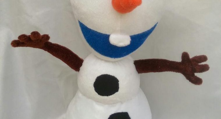 Frozen Character Olaf