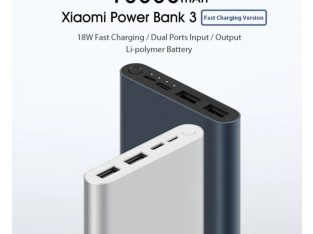 Mi Power Bank 3 18W Fast Charging 10000mAh