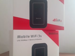 Mobilink WIfi 3S 3G/4G Hotspot Router 150Mb/s