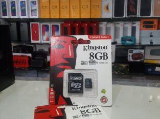 Kingston 8GB Class 10 Micro SD Card