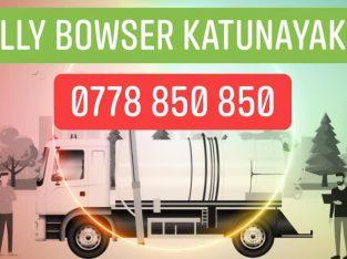 gully bowser service katunayake