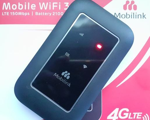 Unlock Mobilink Pocket Router 3G and 4G Wifi Hotspot 150mbps