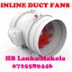 air extractors fans Sri Lanka