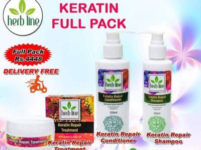 Keratin Repair Treatment