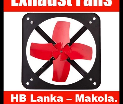 wall exhaust fans with shutters srilanka