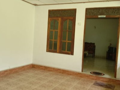 House with land for sale in weligama